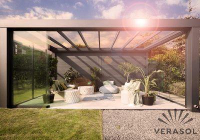 Ist es klug, eine Aluminium Terrassenüberdachung zu wählen?