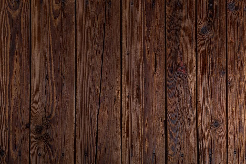 Antiker Holzboden